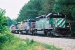 Leased power on CSX 5/27/04