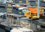 Diverse locomotives