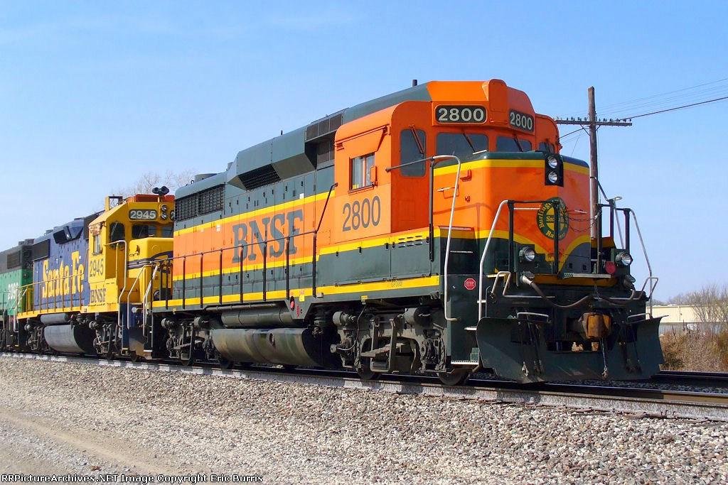 BNSF 2800
