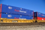 Pacer stacktrain containers