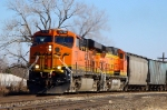 "BNSF 7776 ""speed logo"" westbound"