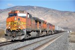 Eastbound intermodal eases downgrade