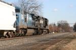 ex-Conrail Engine Trailing