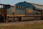 CSX 3054 Leads N016