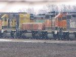 BNSF 2203