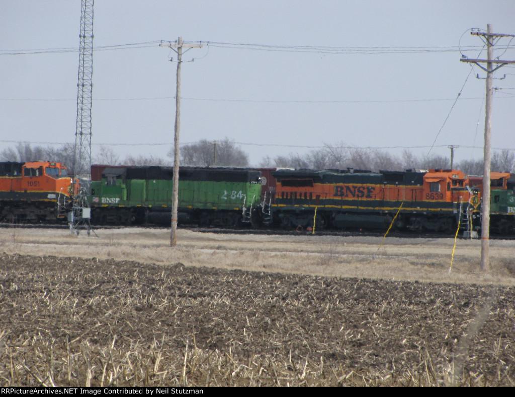 BNSF 2184