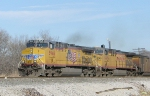 UP 5946 and 6676