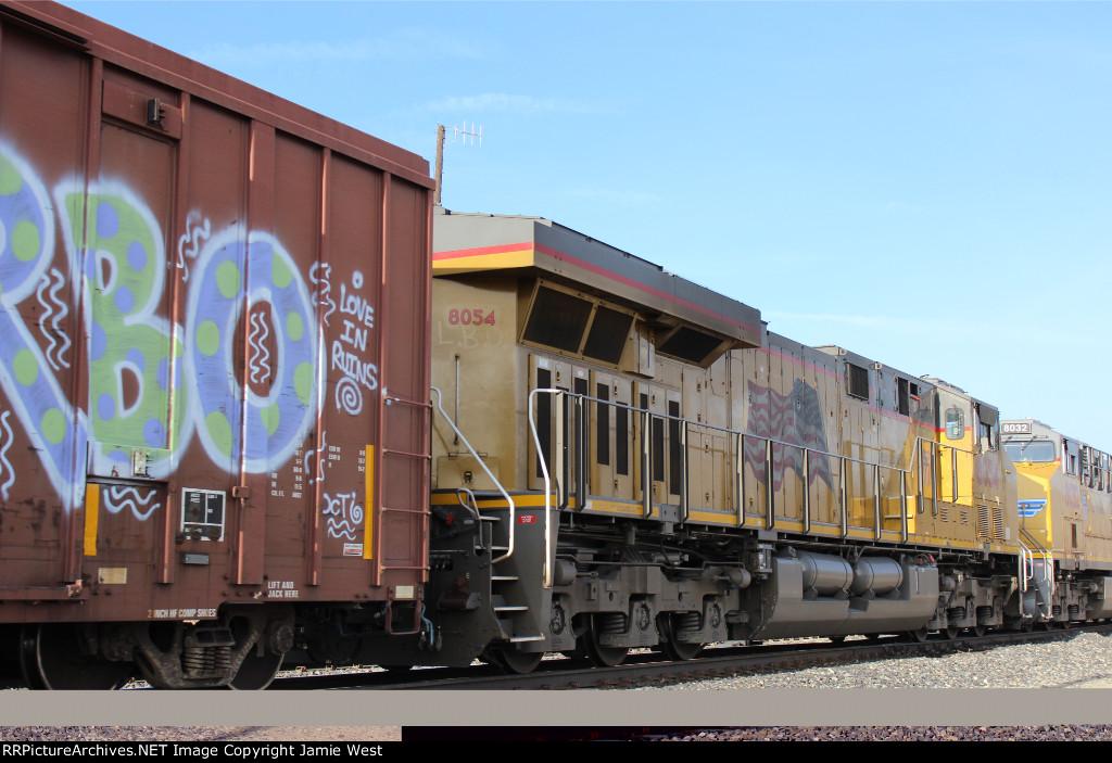 UP 8054
