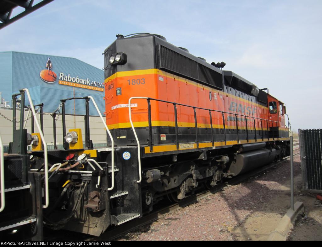 BNSF 1803
