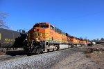 BNSF Coil Train on Tehachapi Pass