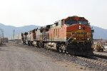 BNSF Z-Train in Tehachapi