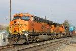 BNSF Stack Train in Tehachapi