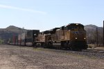 Union Pacific Stack Train at Caliente