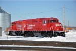 Intermodal transfer departs