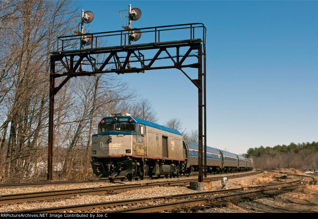 Amtrak 691