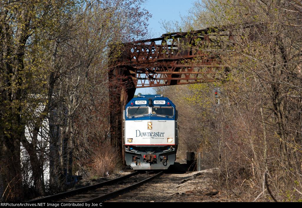 Amtrak 696