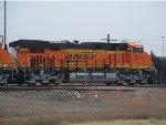 BNSF ES44C4 6519