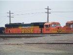 BNSF SD70MAC 8902