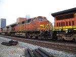 BNSF C44-9W 5220