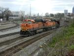 BNSF 6049 (ES44AC)  6055 (ES44AC)