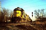 Empty Ore Train