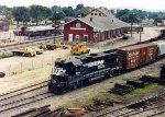 Huntsville's Civil War-era stations