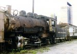 Republic Steel 294, 0-6-2 Baldwin