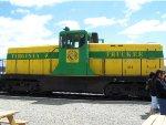 Virginia & Truckee Railroad D-1