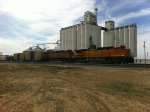 Panhandle - BNSF Manifest Freight
