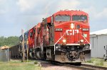 CP 8830 Leads 5 Units Westbound