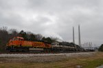 BNSF at TVA Kingston