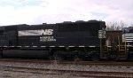 NS 2589 rear close-up