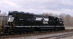 NS 6942 rear