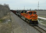 BNSF With Some Wabash Heritage