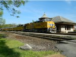 Union Pacific Engineers Special Through Kirkwood, Mo.