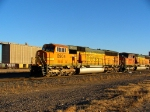 BNSF 8904 (BNSF 8905 in 2nd Position)