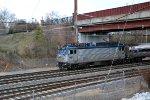 Amtrak AEM7 925