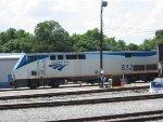 Amtrak P40 832