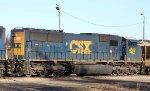 CSX 4502