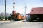 Orange Show Train