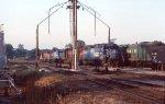 Chicago Missouri & Western Yard