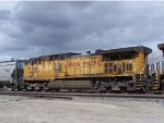 Trailing unit Union Pacific 6816