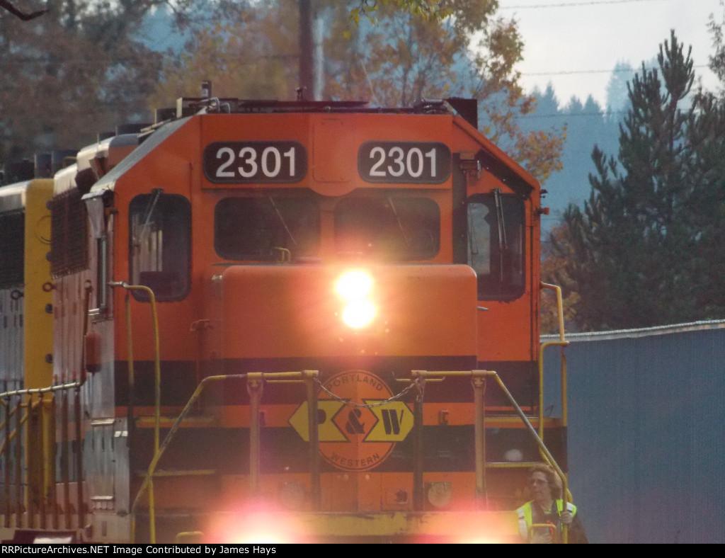 PNWR 2301