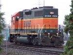 BNSF 2134