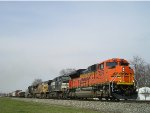 BNSF 9079 On NS 175 Eastbound