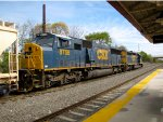 CSX 8758 and 8854