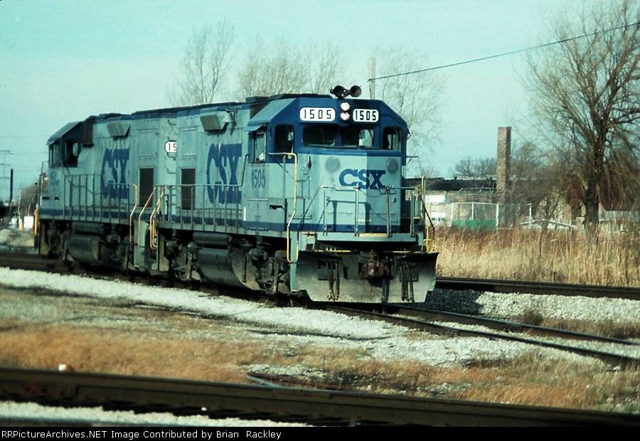CSX 1505