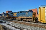 "CSX 787 provides additional ""Go Power""."