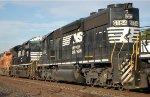 NS SD40-2 6184