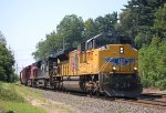 UP SD70ACe 8773 Leads NS 36Q